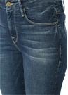 Le Crop Mini Boot Boru Paça Jean Pantolon