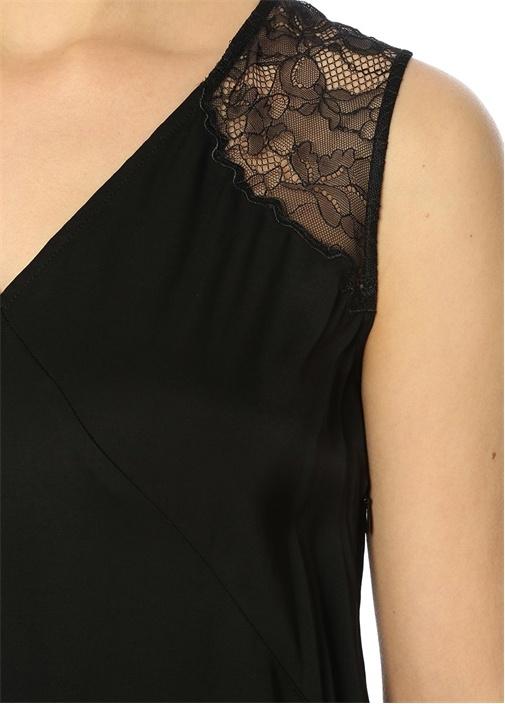 Prism Siyah Bluz