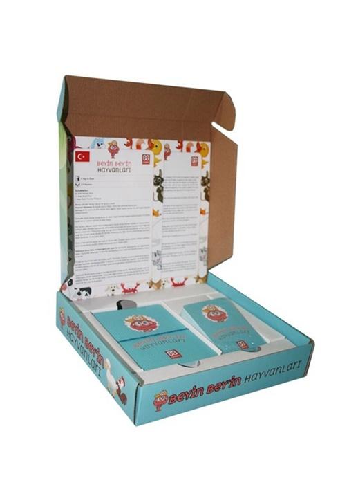 Beyin Beyin Hayvanları Unisex Çocuk Oyun Seti
