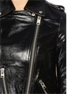 Rigby Siyah Deri Ceket