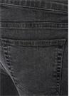 Ivor Gri Normal Bel Dar Paça Jean Pantolon