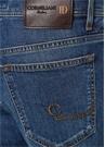 Luxury Lacivert Jean Pantolon