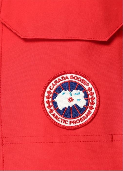 PBI Expedition Kırmızı Kapüşonlu Parka