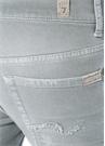 Ronnie Skinny Fit Yeşil Jean Pantolon