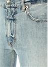 Gloven Yüksek Bel Yıpratmalı Jean Pantolon