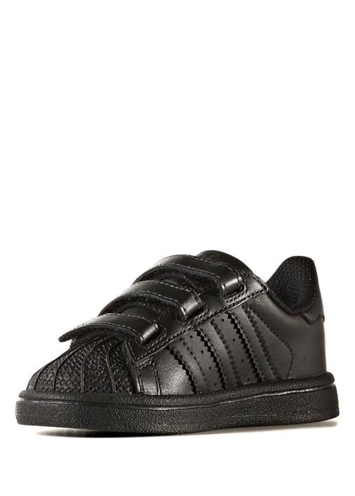 Superstar Cf Siyah Unisex Çocuk Sneaker