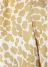 Jolie Sarı Leopar Desenli Sabahlık