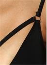 Threads Siyah Şerit Detaylı Bikini Takımı