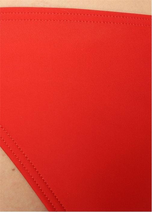 Kırmızı Klasik Bikini Altı
