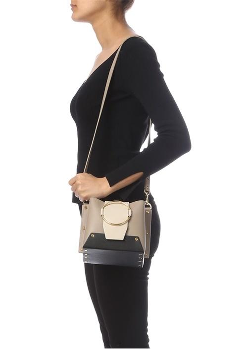 Delila Vizon Kadın Deri Çanta