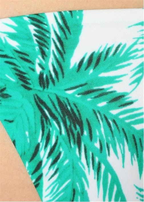 Elba Baskılı Bikini Altı
