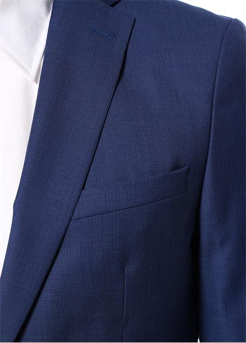 Uptown 120s Noniron Lacivert Takım Elbise