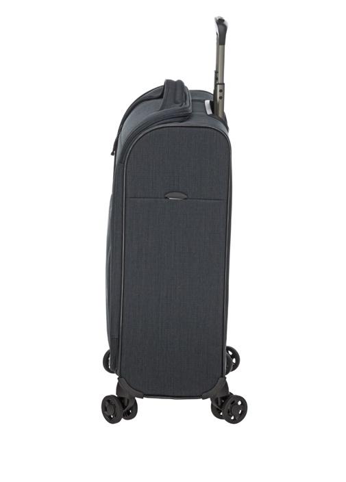 Floating Small Siyah 36 lt Unisex Bavul
