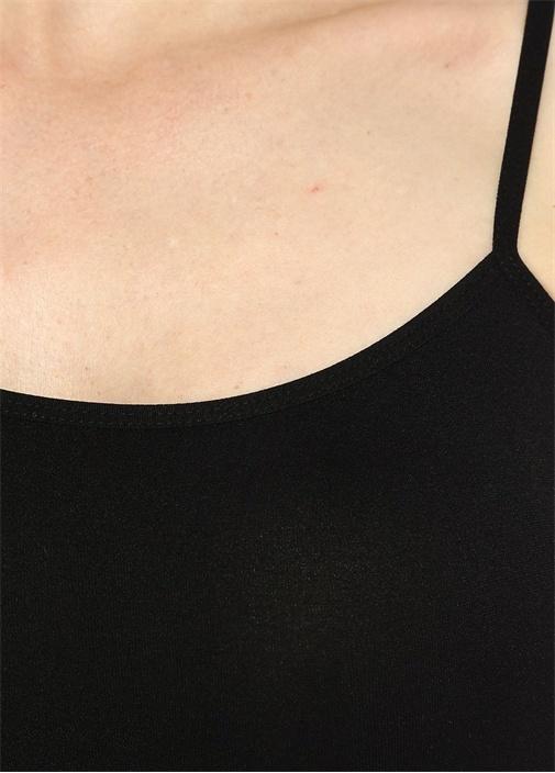 Siyah Beyaz Bej 3lü T-shirt Seti