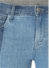 Ruby Yüksek Bel Crop Cigarette Jean Pantolon
