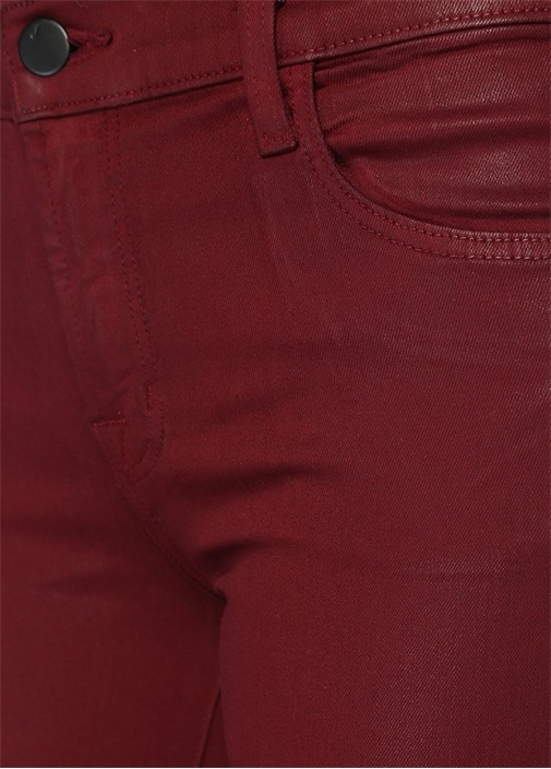 620 Photo Ready Bordo Super Skinny JeanPantolon