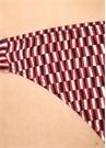 Domino Kırmızı Bağcıklı Bikini Altı