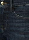 Le Boy Straight Fit Lacivert Jean Pantolon