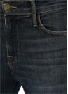 Yüksek Bel Yıpratmalı Skinny Jean Pantolon