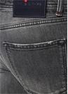 Antrasit Boru Paça 5 Cepli Jean Pantolon