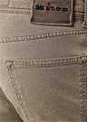 Bej 5 Cepli Spor Pantolon