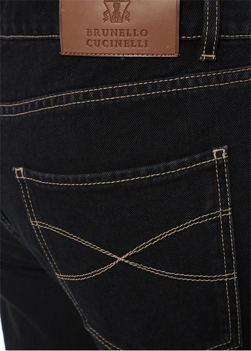 Traditional Fit Lacivert Normal Bel DarPaça Jean