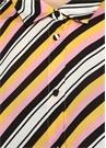 Pembe Sarı İngiliz Yaka Çizgili Gömlek