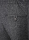 Piet Charcoal Antrasit Yün Pantolon