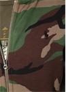 Kamuflaj Desenli Kapüşonlu Sweatshirt