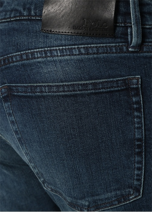 Sullivan Slim Normal Bel Dar Paça Jean Pantolon