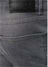 Slim Fit Gri Boru Paça Spor Pantolon