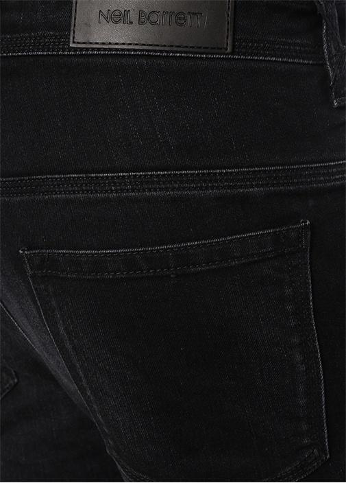 Super Skinny Fit Siyah Normal Bel Jean Pantolon