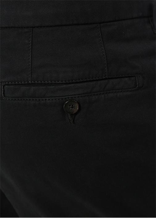 Drop 6 Siyah Kanvas Pantolon