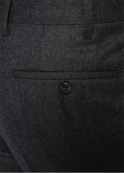 Drop 7 Antrasit Dokulu Yün Pantolon