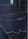 Skinny Fit Ronnie Lacivert Normal Bel Jean