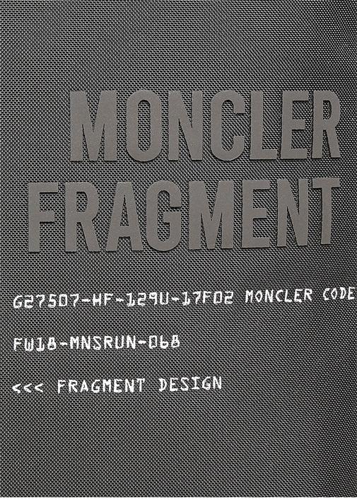 7 Moncler Fragment Hiroshi Fujiwara Sırt Çantası