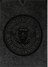 Siyah Simli Logolu Sweatshirt