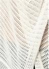 Itat Beyaz Önü Düğümlü Triko Dokulu Bluz