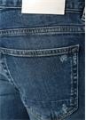 J 02 Skinny Fit Mavi Normal Bel Jean Pantolon