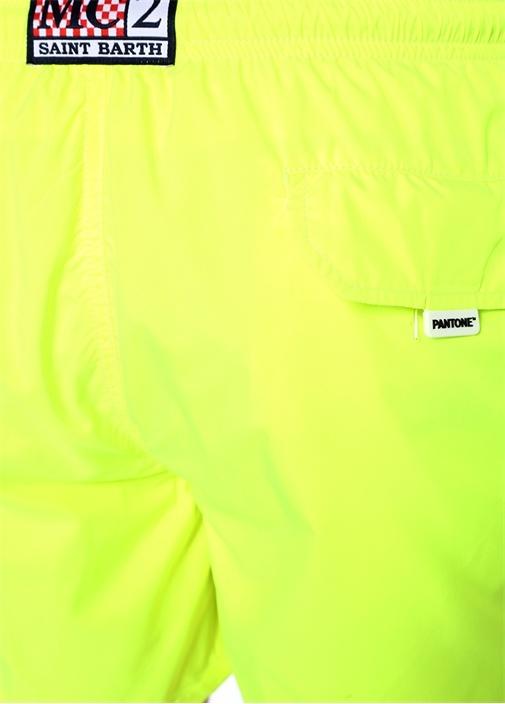 Supreme Neon Sarı Mayo
