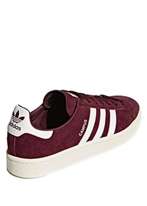 Campus Bordo Beyaz Erkek Sneaker