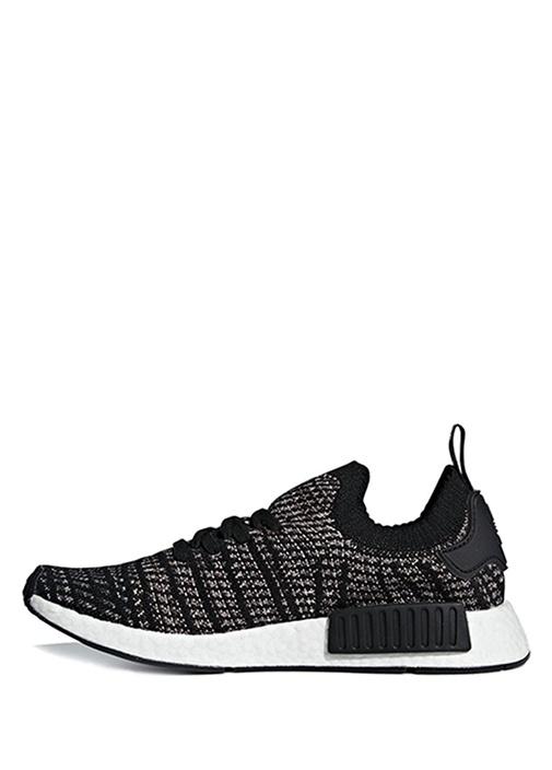 NMD R1 Siyah Gri Kadın Sneaker