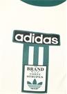 Regular Fit Yeşil Beyaz Logo Patchli T-shirt