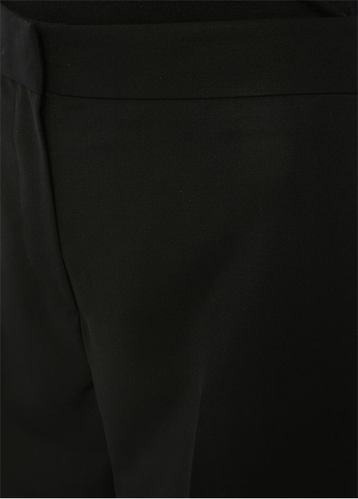 Mavi Cepleri Fermuarlı Skinny Pantolon