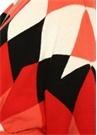 Ramini Kapüşonlu Baklava Desenli Kuşaklı Hırka