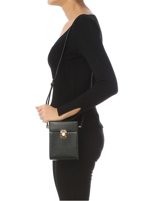 Pauline Siyah Kadın Deri Çanta