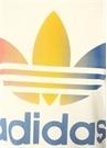 Trefoil Ekru Renkli Logo Baskılı Atlet