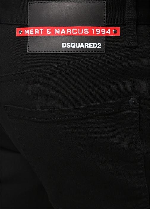 Mert Marcus 1994 Siyah Jean Pantolon