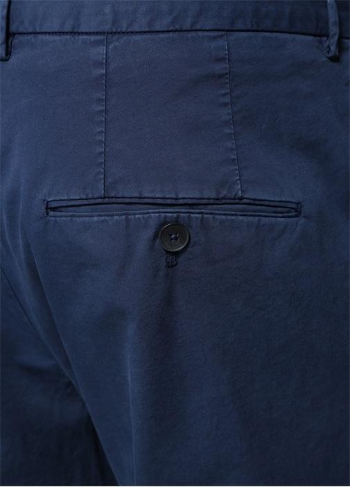 Drop 6 Lacivert Normal Bel Boru Paça Pantolon