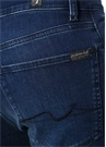 Slim Fit Slimmy Lacivert Normal Bel Jean Pantolon